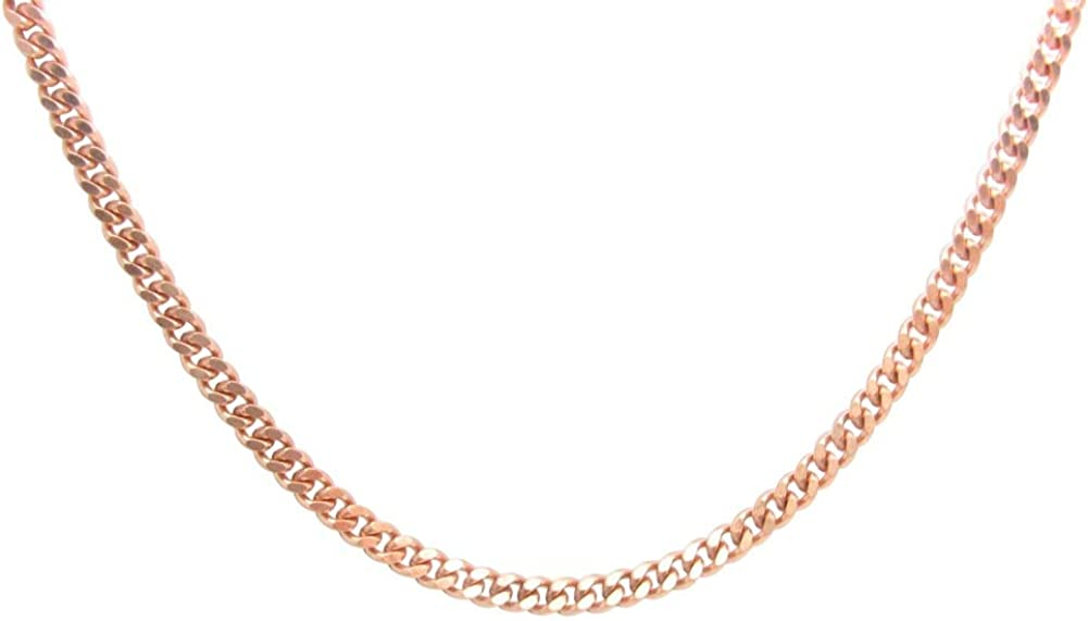 "Copper Chains CN760G - 3/16"" Wide - Available in 16 to 30 inch Lengths. $26 to $34."