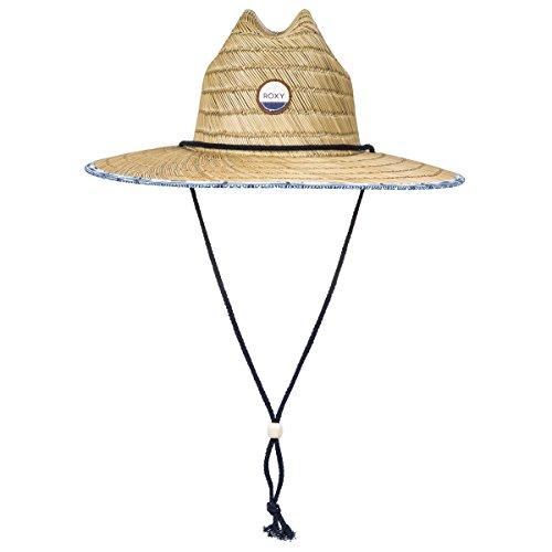 Roxy Women's Tomboy Printed Sun Hat, Dress Blues Chief Prado ERJHA03321, M/L