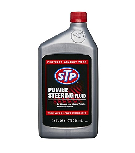 STP 17927 Power Steering Fluid (32 fluid ounces), 17295