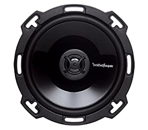Rockford Fosgate P165-s - best 6.5 component speakers