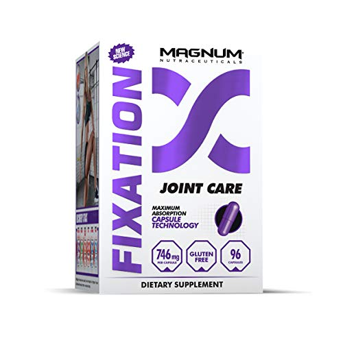 Magnum Fixation Joint Care Supplement, 96 Capsules