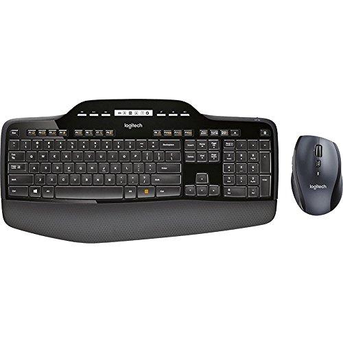 (Logitech Wireless Desktop MK700 Keyboard and Laser)