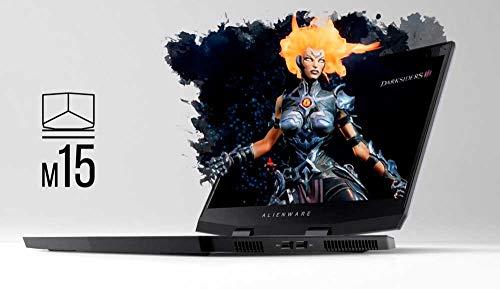 "M15 Supreme Gaming Machine with 8th Gen Intel i7-8750H 6-Core, 4.1GHz RTX 2080 Max-Q Design 8GB 15.6"" 4K UHD (3840 x 2160) 60Hz Anti-Glare OLED Display Win 10 Pro (4TB SSD|64GB RAM|90W Battery)"