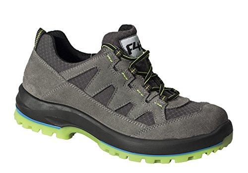 W.K. Tex. Zapato de seguridad torgen S1P, 1pieza, Gris, 811141044