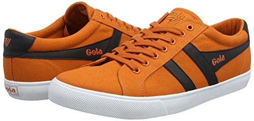 black Hombre Naranja Orange Ub Zapatillas moody Varsity Gola Para OW7001
