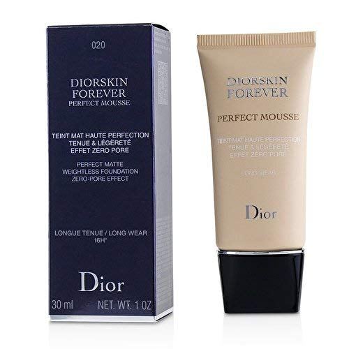 Dior Diorskin Forever Perfect Mousse Foundation - Light Beige No. 020 -