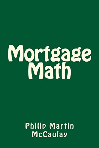 Amazon mortgage math ebook philip martin mccaulay kindle store mortgage math by mccaulay philip martin fandeluxe Images
