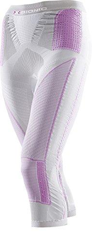 TALLA XS. X-Bionic Funktionsbekleidung Lady Radiactor EVO UW Pants Medium Pantalones de Capa Base, Unisex