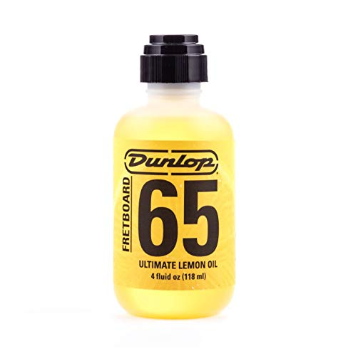 Dunlop 6554 Fretboard 65 Ultimate Lemon Oil 4oz.