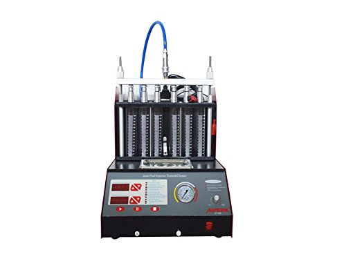 110V CT200 Fuel Injector Cleaner And Tester Car ,Truck Parts Oil Cleaner Machine by Cleaner
