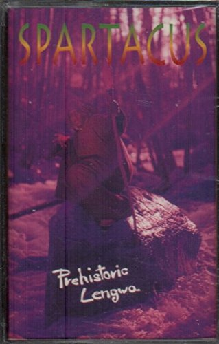 Price comparison product image PREHISTORIC LENGWA (BY SPARTACUS) (NOT A CD!) (AUDIOTAPE CASSETTE) 1993 MIRACLE RECORDS 2040-4