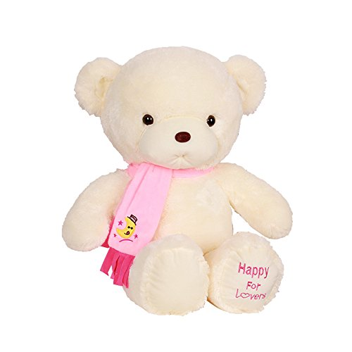 [COFFLED 12 Inch Super Soft Bear Doll Baby Pillow; Plush Stuffed Animal Toys for Toddler And Infant First Bedtime Toys and Nursery Room] (Philippines National Costume Boys)