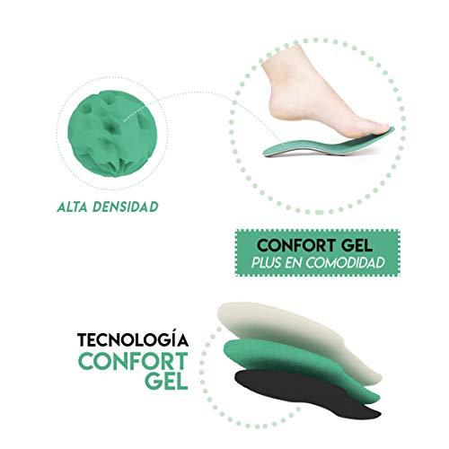 España Foam Mimao Zapatilla Deportiva Zapatillas Piel Mujer Plantilla Zapatos Mujer En Naranja Memory Con Hechos 8XqOxwd