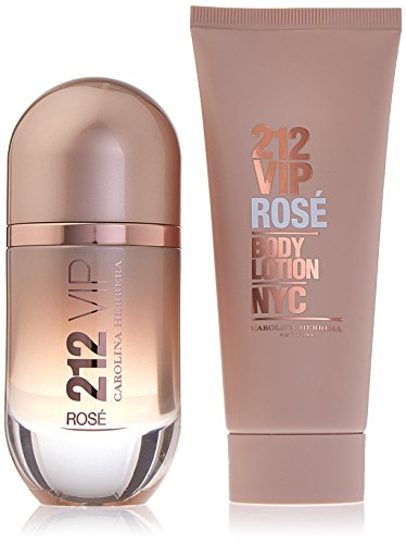 Carolina Herrera 212 VIP Rose 2 Piece Gift Set for Women