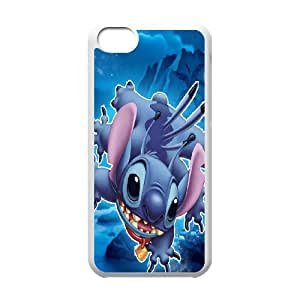Mystic Zone Lilo and Stitch Cover Case for Iphone 5c ATR067057