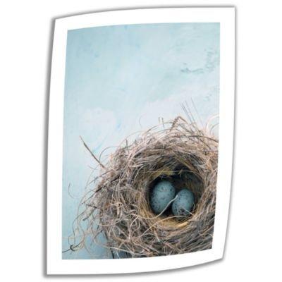 Blue Nest (48x32)