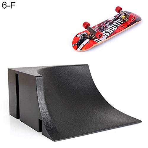 Infgreate Cute and Fun Gift Professional Mini Finger Skateboard Board Toy Skate Park Kids Educational - Venue Skateboards