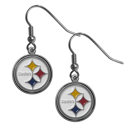 Pittsburgh Steelers Collectibles (Siskiyou Gifts Co, Inc. NFL Pittsburgh Steelers Dangle Earrings)