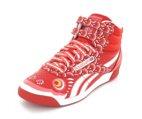 Chaussures Reebok - Freestyle high koinobori - taille 38  Amazon.fr   Chaussures et Sacs ab37113f62