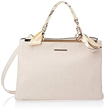 Aldo Tote Bag For Women, Polyester, Beige - Lauser32