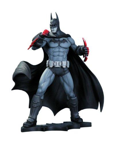 DC Collectibles Batman Arkham City Batman Statue (Quinn Statue Harley Arkham City)