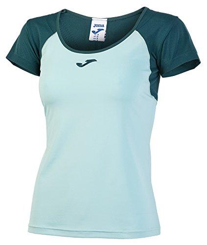 Joma grafity S/S Shirt Tenis Camiseta Deportiva para Mujer