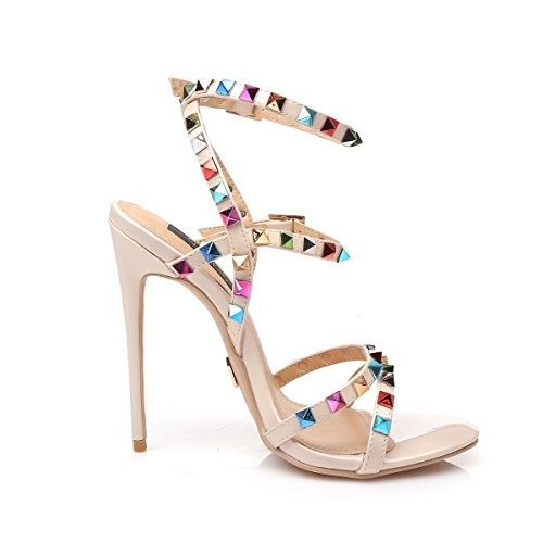 Women For Candy Sandals Giaro Pink xP6vEwnXq