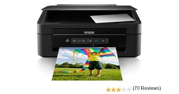 Epson Expression Home XP-205 - Impresora multifunción de Tinta - B ...