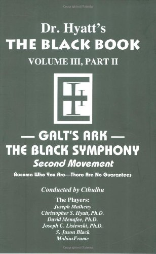 Download Black Book Volume 3, Part II: The Black Symphony, Second Movement PDF