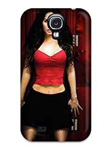 Durable Vampire Megan Fox Back Case/cover For Galaxy S4