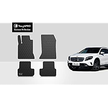 toughpro mercedes benz gla 250 floor mats 4pc