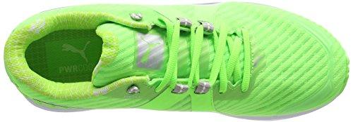 Grün green gecko Herren Laufschuhe 600 02 silver Speed Puma Ignite puma Pwrcool HWOw80pWqY