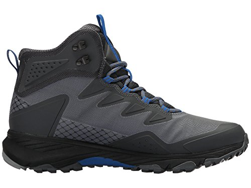 The North Face Ultra Fastpack Iii Mid Gtx Hombres | Dark Shadow Grey / Turkish Sea (nf0a39iq)
