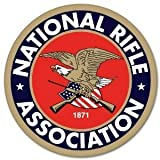 NRA Guns and Rifles Sticker Decal