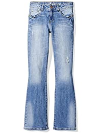 Girls Stretch Denim Boot Cut Jean
