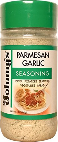 Johnny's Parmesan Garlic Spread and Seasoning 5oz  (Pack of 2) ()