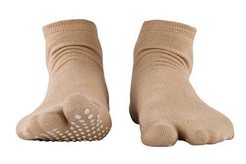 NOFALL Women's Ankle Length Cotton Socks (Pack of 1)