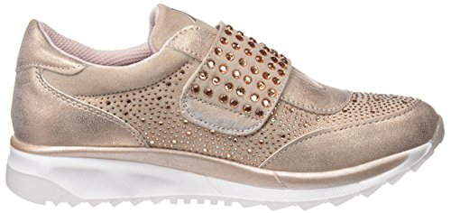 XTI Damen 47827 Sneakers Pink (Nude)