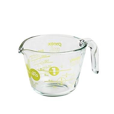 MEAS CUP 1C PYREX 100 YR by PYREX MfrPartNo 1119209