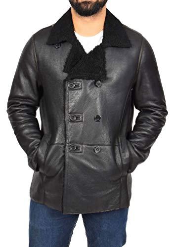 Fashion Mantel A1 Caban GoodsHerren Langarm RjA34Lc5q