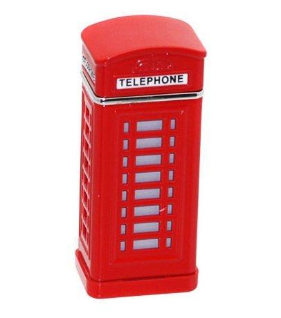 Klein & Lustig Taschen Aschenbecher als London Telefonzelle