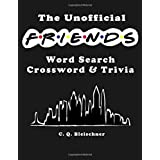 The Unofficial Friends Word Search Crossword and Trivia