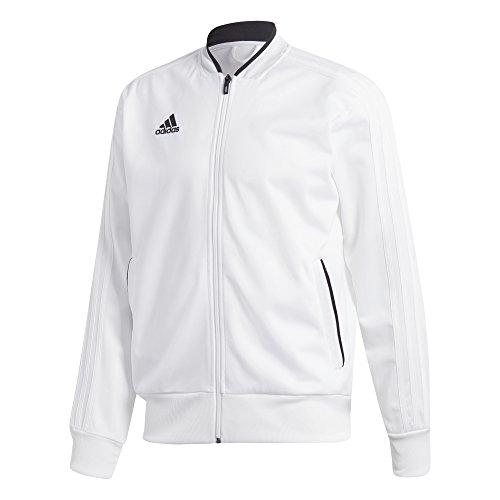 Blanco Chaqueta Negro Con18 Hombres Jkt Adidas Pes T06vw8