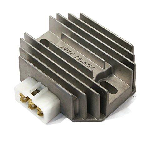 The ROP Shop Voltage Regulator Rectifier fits John Deere GT242 GT262 GT275 355D Lawn ()