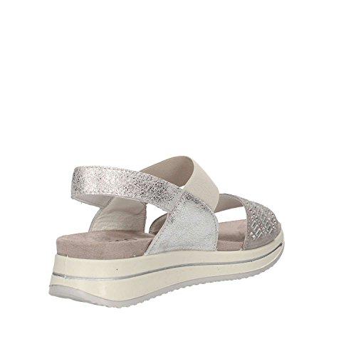 Frau Silber Schuhe 1172311 IGI Sandale Silber CO gwqnpR