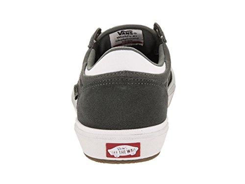 Zapatillas De Deporte Vans Hombres Gilbert Crockett Gunmetal / Negro / Blanco