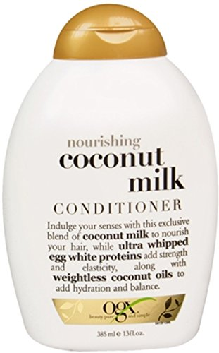 Price comparison product image Organix Nourishing Coconut Milk Conditioner 13 oz (Pack of 5)