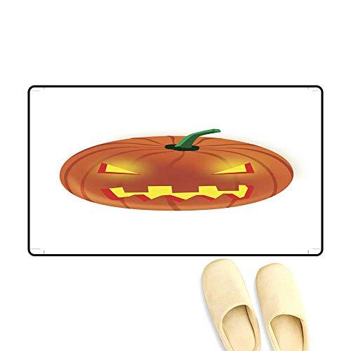 doormatpumpkin Halloween Outdoor Doormat 50x80cm -