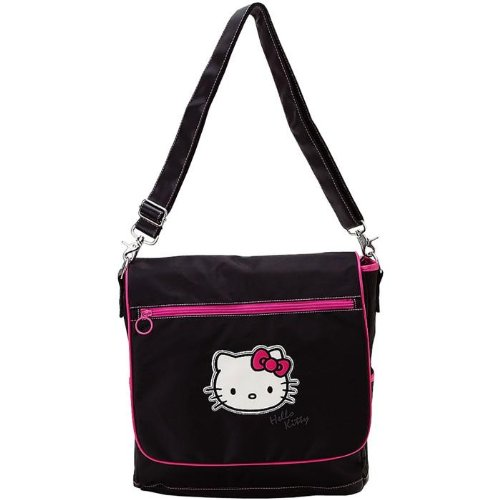 Hello Kitty Diaper Bag and Changing Station