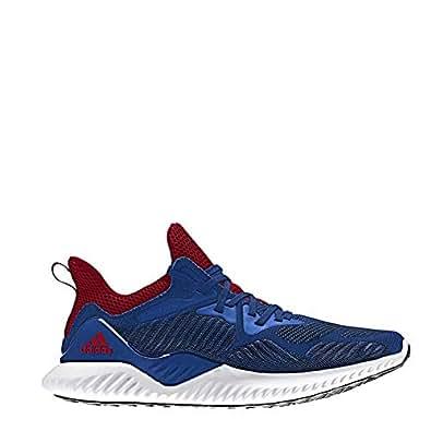 adidas Alphabounce Beyond NCAA Shoe Men's Running 8.5 Collegiate Royal-Power Red